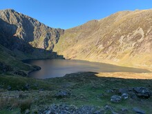 Mountain Lake On Cader Idris