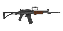 Galil Israeli Assault Rifle. H...