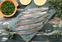 Pesce Azzurro Sarde O Sardine ...