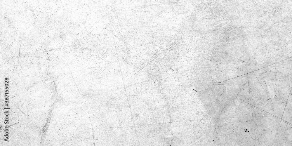 Fototapeta Black and white background on cement floor texture - concrete texture - old vintage grunge texture design - large image in high resolution