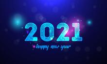 Luxury 2021 Happy New Year El...