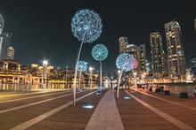 Dubai Flower Lanterns