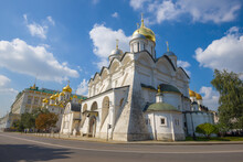 Ancient Archangel Cathedral On...