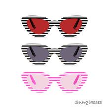 Sunglasses, Strip Sunglasses, ...