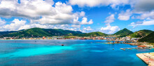 Panoramic Landscape View Of Ph...