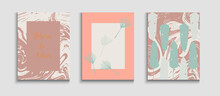 Abstract Asian Vector Banners ...