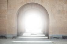 Light Inside The Church
