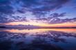 大分県日出町の糸が浜の夜景