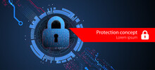 Personal Data Security Illustr...