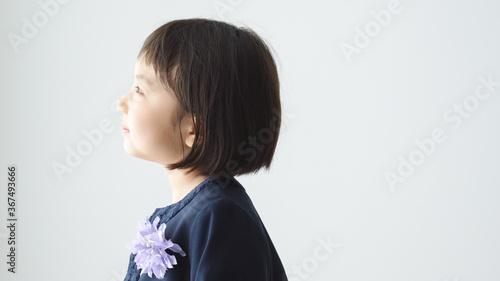 Obraz na plátně 子供