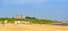 Scenery Of The Beach Of Breske...