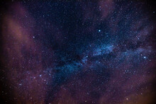 Beautiful Milky Way On A Starr...