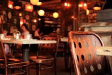 Caf In Paris