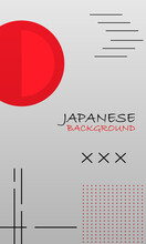 Poster Design Japanese Style T...