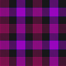 Purple Glen Plaid Textured Sea...