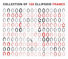 Set Of Triangles Frames