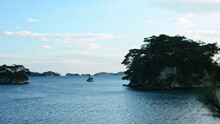View Over The Famous Islands O...