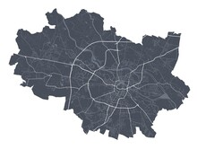 Wroclaw Map. Detailed Map Of W...