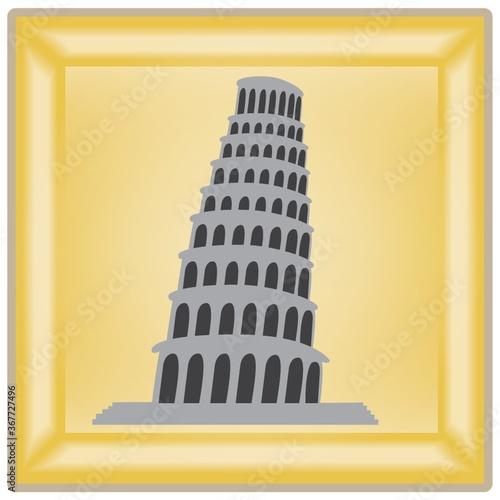 Valokuva leaning tower of pisa