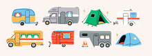 Colorful Campers RV. Various R...