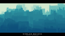 Worlds Beyond Abstract Sci-fi ...