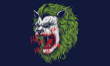 Lian Head Joker