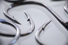 Metal Fishing Hook For Fishing...