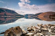 St Mary's Loch Reflections, Ne...