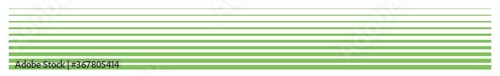 Line Icon Green | Horizontal Solid Lines Illustration | Divider Symbol | Border Poster Mural XXL