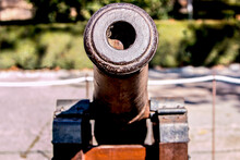 Ancient Cannon Used To Defend ...