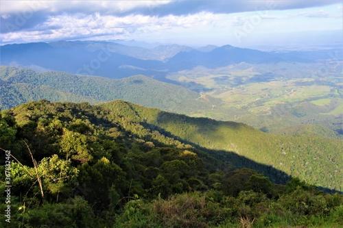 Pico do Agudo Canvas Print