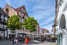 Altstadt, Hameln, Deutschland
