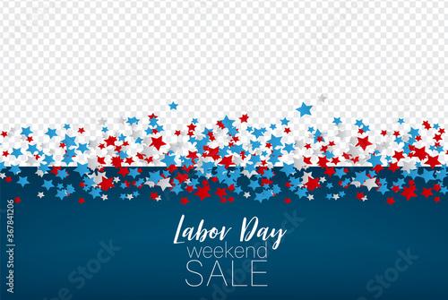Foto Labor Day weekend sale