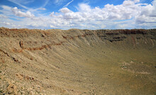 East Slope Of Meteor Crater, W...