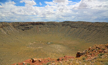 Meteor Crater, Winslow, Arizona