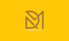 DM MD Abstract Initials Monogr...