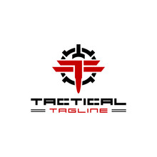 Logo Of Tactical Or Military T...
