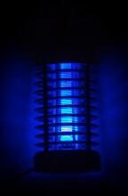 The Blue Light Night Light Is ...