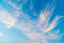 カーテンのような雲
