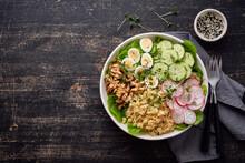Buddha Bowl, Balanced Food, Ve...