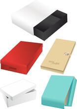 Scatole Colorate Confezione Ar...