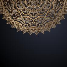 Luxury Ornamental Mandala Desi...
