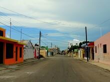 Mexico, Yucatan State, Coastal...