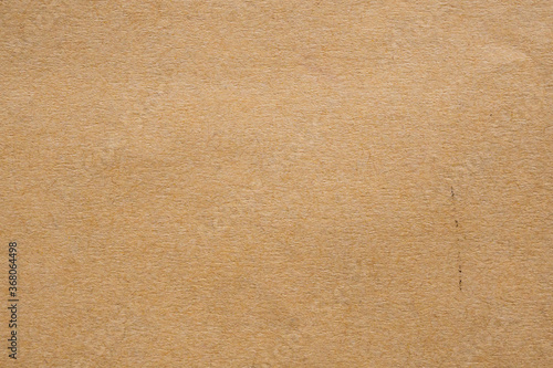 Brown paper eco recycled kraft sheet texture cardboard background