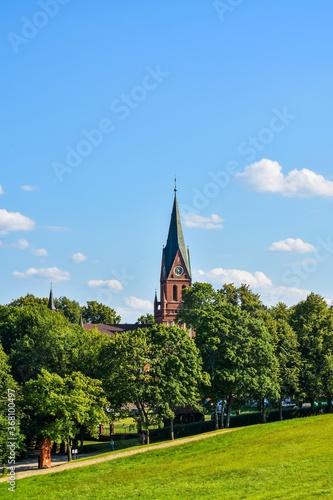 Fotografie, Obraz Gietrzwałd, Warmia - Polska