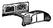 Stereoscope, Vintage Illustrat...