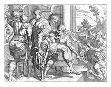 Laertes' House Attacked, Vinta...