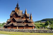 Heddal Stave Church, Norways L...