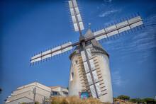 Moulin à Vent De La Ville De ...