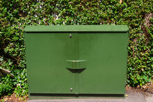 Green Telecoms Cabinet